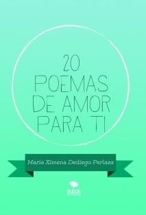 20 poemas de amor para ti
