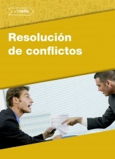 Libro Resolución de conflictos, autor Editorial Elearning