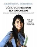 Cómo comprender textos cortos Vol 2/3