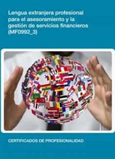 MF0992_3 - Lengua extranjera profesional para el asesoramiento y la gestión de servicios financieros