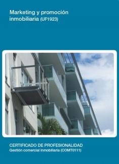 UF1923 - Marketing y promoción inmobiliaria