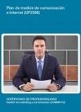 UF2398 - Plan de medios de comunicación e internet