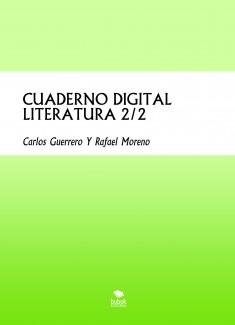 CUADERNO DIGITAL LITERATURA 2
