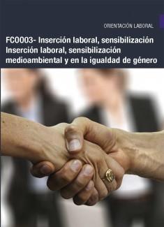 FCOO03 - Inserción laboral, sensibilización medioambiental y en la igualdad de género