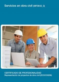 MF0642_3 - Servicios en obra civil