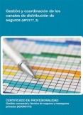 MF2177_3 - Gestión y coordinación de los canales de distribución de seguros