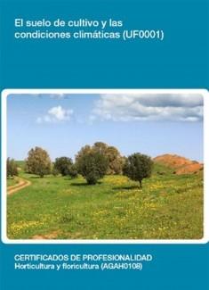 UF0001 - El suelo de cultivo y las condiciones climáticas