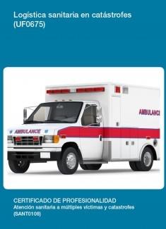 UF0675 - Logística sanitaria en catástrofes