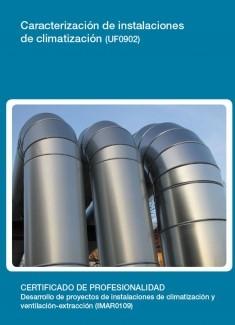 UF0902 - Caracterización de instalaciones de climatización