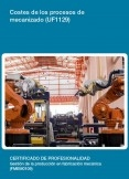 UF1129 - Costes de los procesos de mecanizado