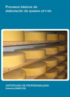 UF1180 - Procesos básicos de elaboración de quesos