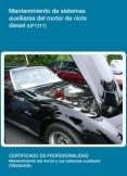 UF1217 - Mantenimiento de sistemas auxiliares del motor de ciclo diesel