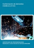 UF1250 - Conformación De Elementos Metálicos