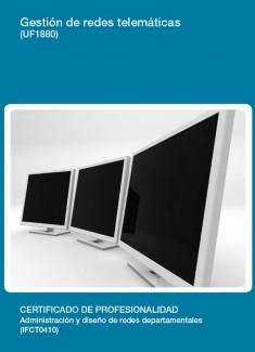 UF1880 - Gestión de redes telemáticas