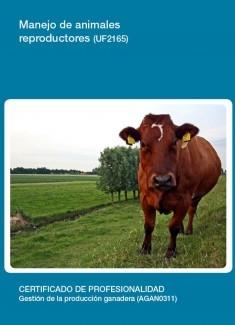 UF2165 - Manejo de animales reproductores