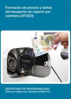 UF2220 - Formación de precios y tarifas del transporte de viajeros por carretera