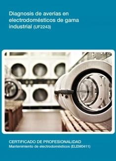 UF2243 - Diagnosis de averías en electrodomésticos de gama industrial