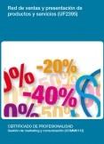UF2395 - Red de ventas y presentación de productos y servicios
