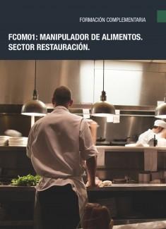 FCOM01: Manipulador de alimentos
