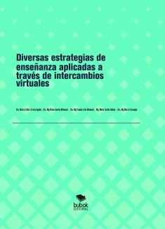 Diversas estrategias de enseñanza aplicadas a través de intercambios virtuales