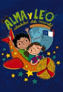 Alma y Leo alrededor del mundo