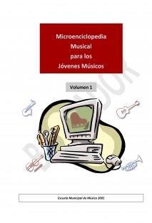 Microenciclopedia para jóvenes músicos 1