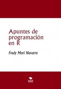 Apuntes de programación en R