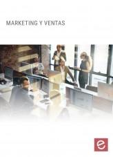 Libro Marketing y ventas, autor Editorial Elearning
