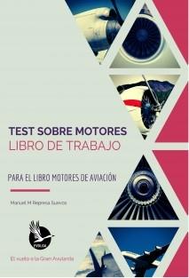 Test sobre motores de aviación - Cuaderno de trabajo