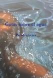 Gotas sobre el agua