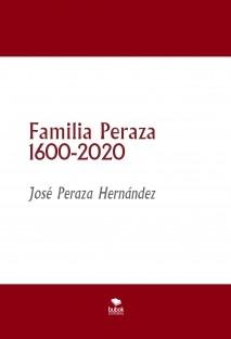 Familia Peraza 1600-2020