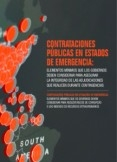 Contrataciones Públicas en Estados de Emergencia