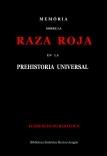 Memória sobre la Raza Roja en la Prehistoria Universal