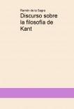Discurso sobre la filosofía de Kant