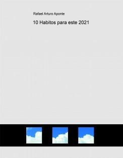 10 Habitos para este 2021