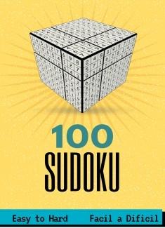100 SUDOKU - Fácil a Difícil (English and Spanish Edition)
