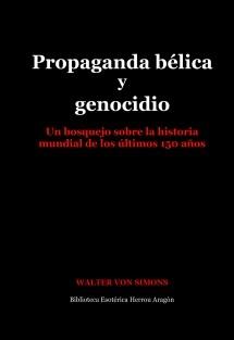 Propaganda bélica y genocidio