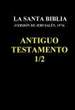 LA SANTA BIBLIA (1976) - ANTIGUO TESTAMENTO (1/2)