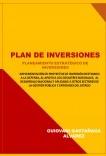 PLAN DE INVERSIONES - PLANEAMIENTO ESTRATÉGICO DE INVERSIONES