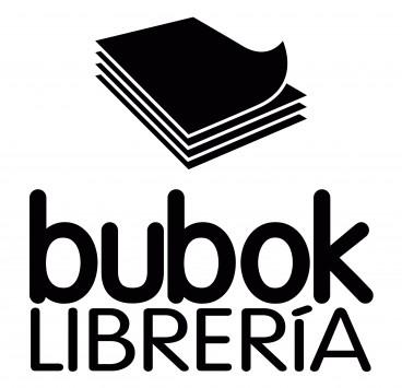 Logo librería en blanco y negro